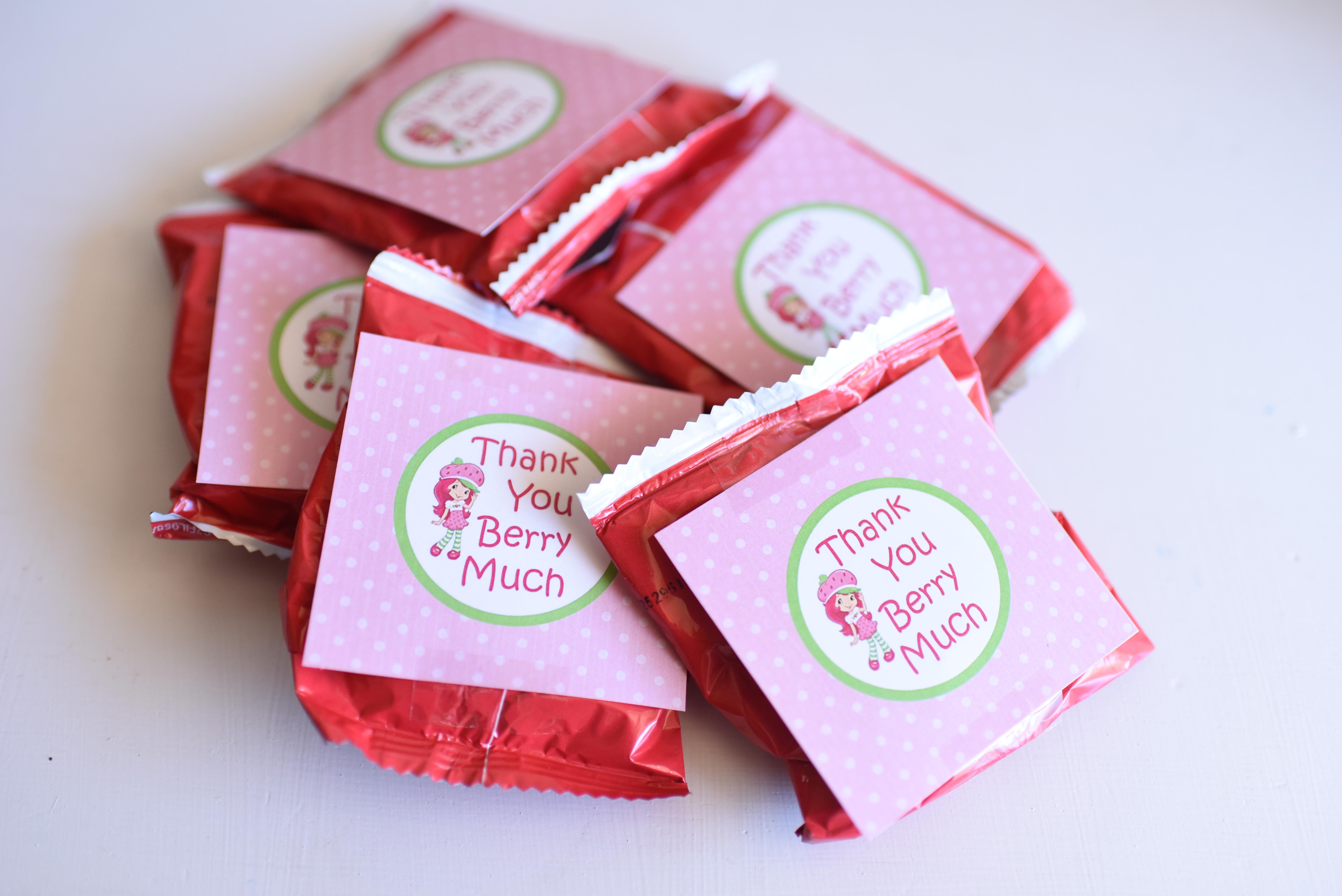 Strawberry Shortcake | I AM GLUTEN FREE
